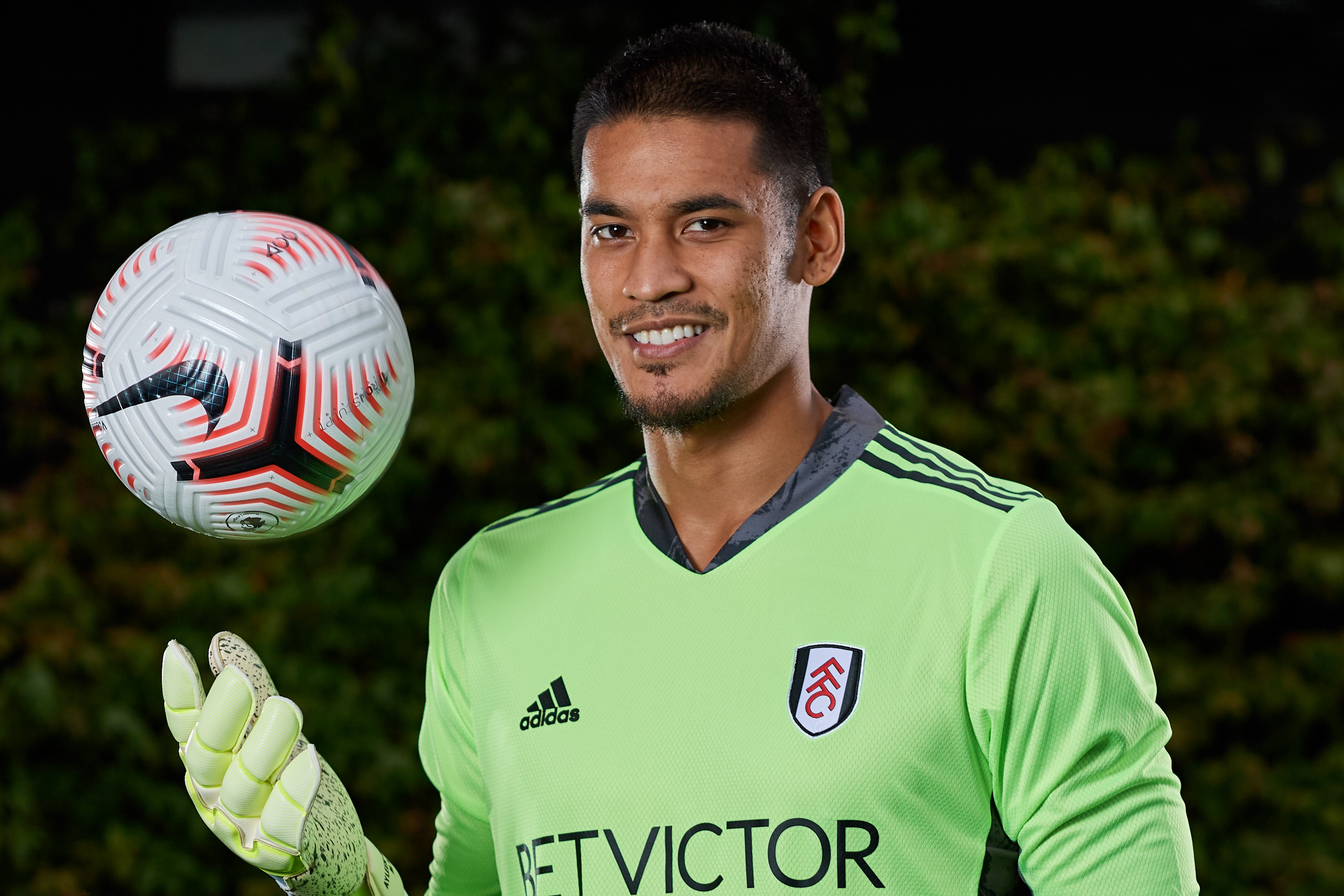 Fulham sign Areola on loan from Paris Saint-Germain