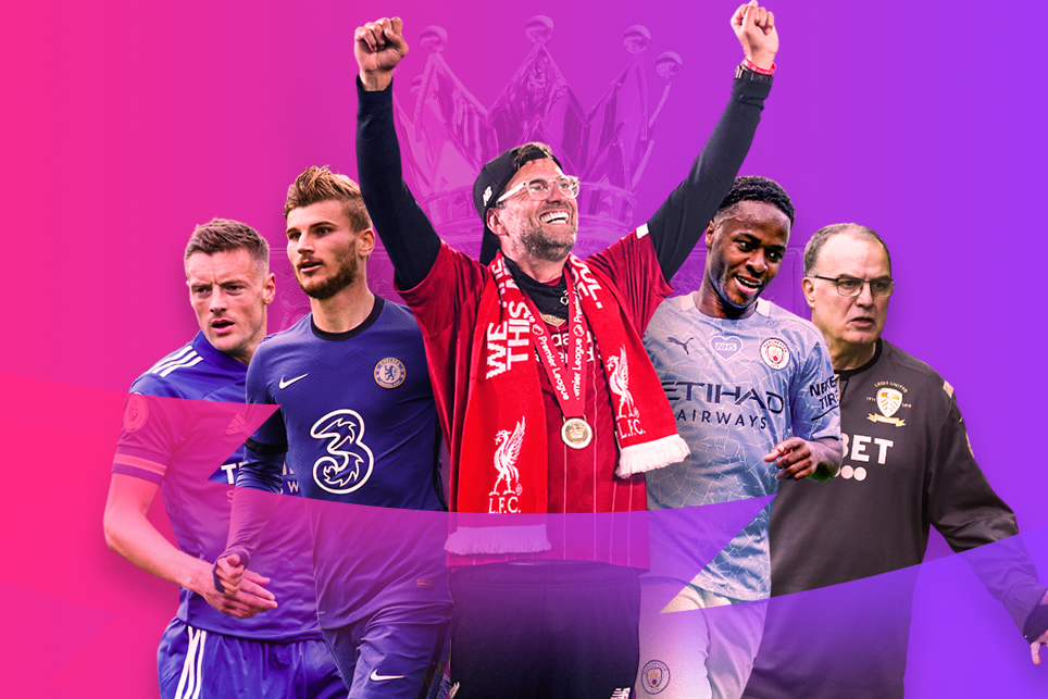 The Premier League is back for 2020/21