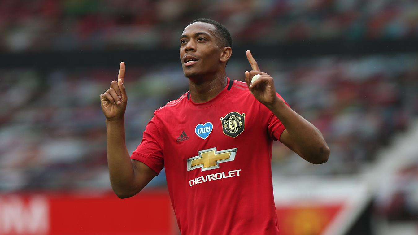 GW2 Ones to watch: Anthony Martial