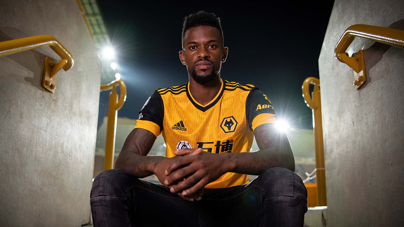 Semedo seals switch to Wolves