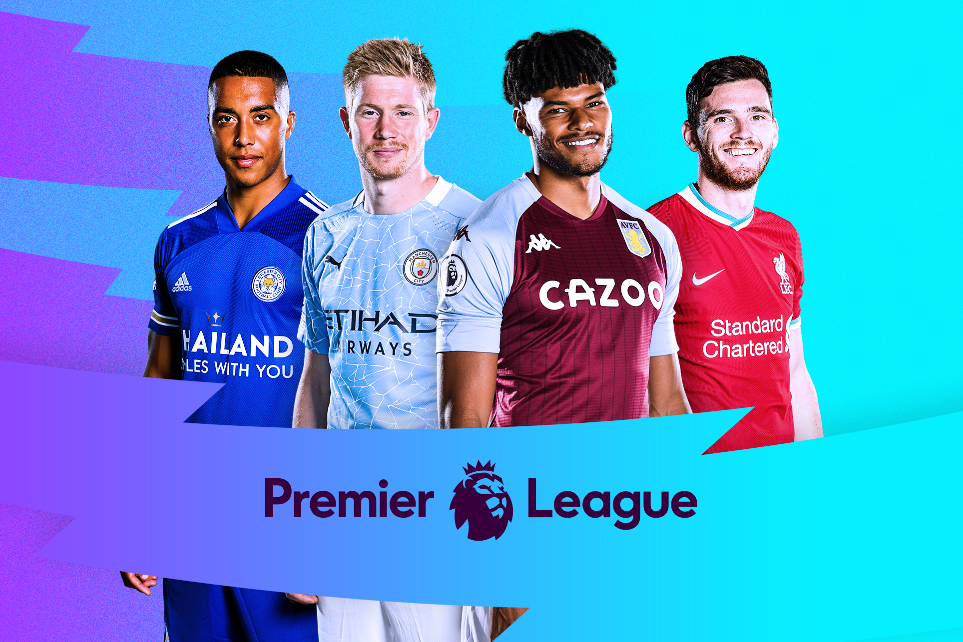 Are you ready for the 2021/22 Premier League fixtures?