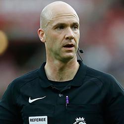 Anthony Taylor Referee Profile | Premier League