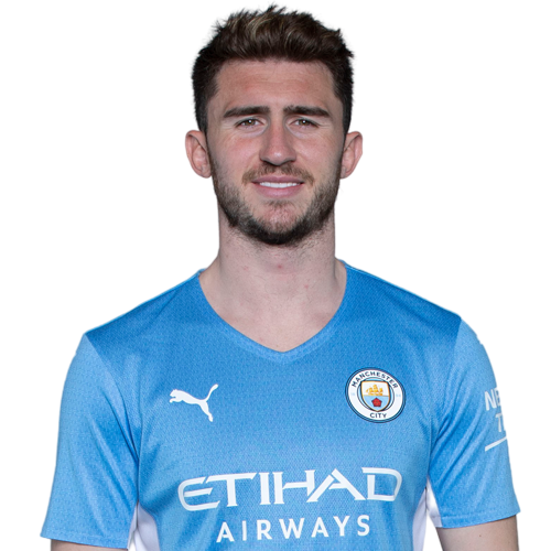 Aymeric Laporte Manchester City Home Jersey