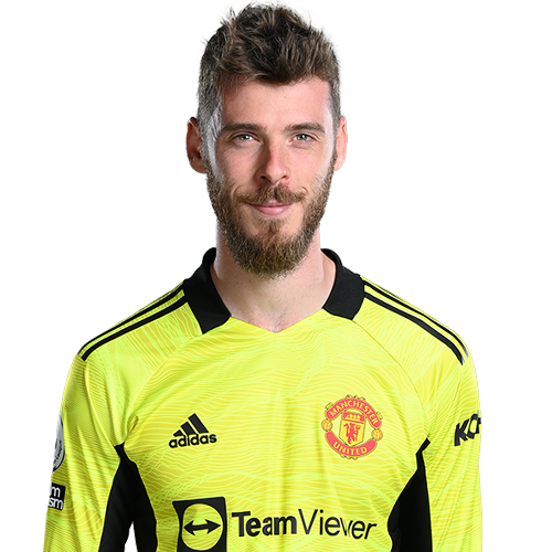 David De Gea Profile News Stats Premier League
